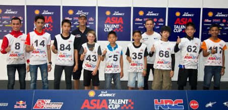 Shell Advance Asia Talent Cup 2015