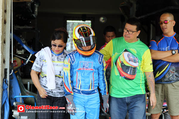 Dapur Cokelat siap gelar saturday race