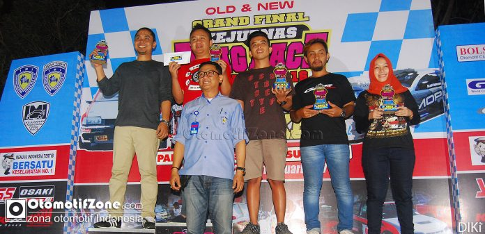 Hasil Lomba Grand Final Kejurnas Drag Race 2016 Surabaya