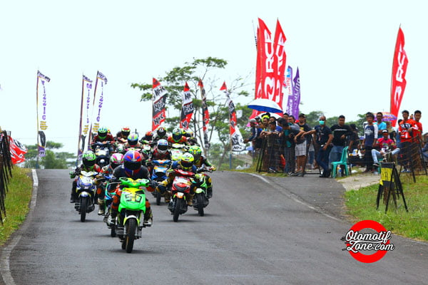 Matic race seru