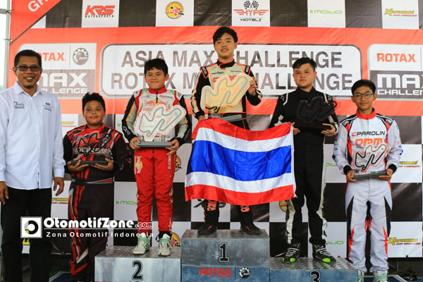 2 pegokart Junior Max Indonesia