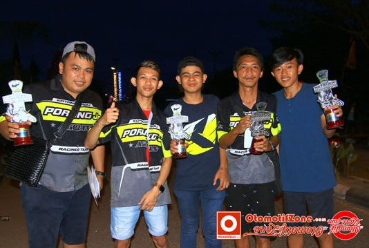 Porung Jr Agoan Racing Kate