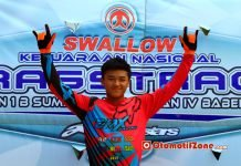 Richard Chandra, juara umum junior