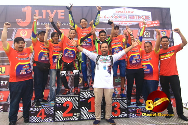 Trisakti racing team Makassar