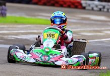 Adrian Sulaiman Hassan juara Junior Eshark year end race 2018