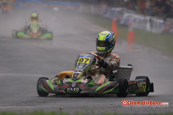 Prassetyo Hardja juara Shifter 150