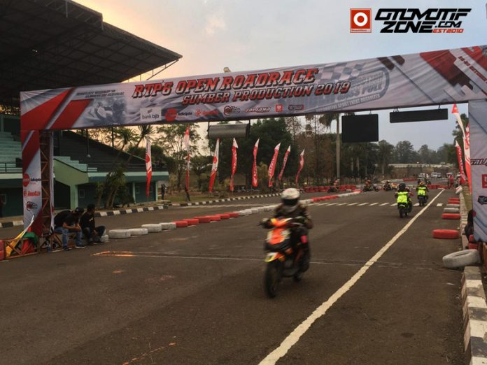 RTP6 Open Road Race Sumber Production 2019