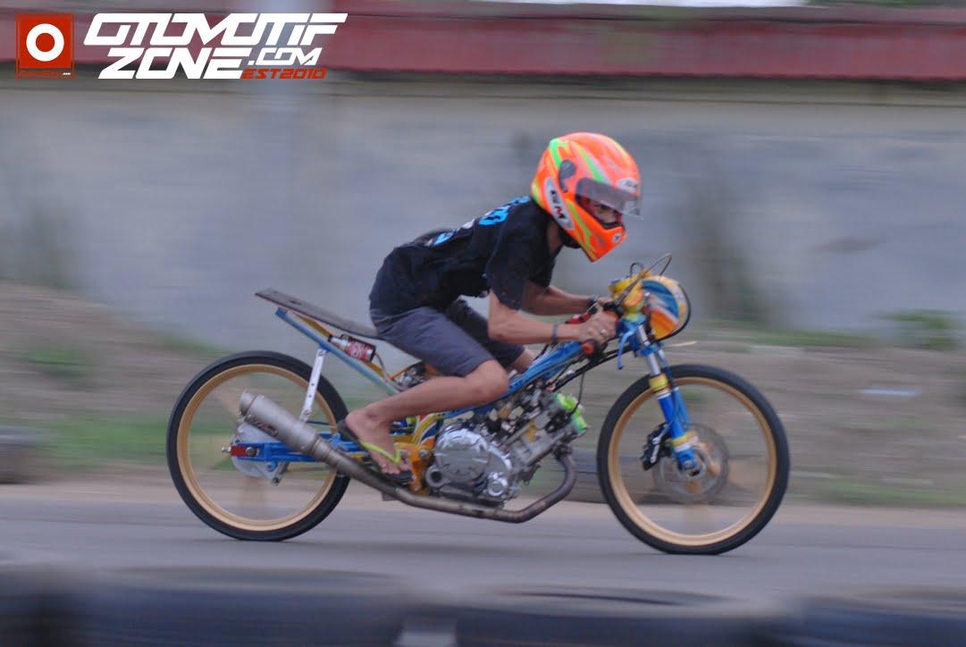drag bike
