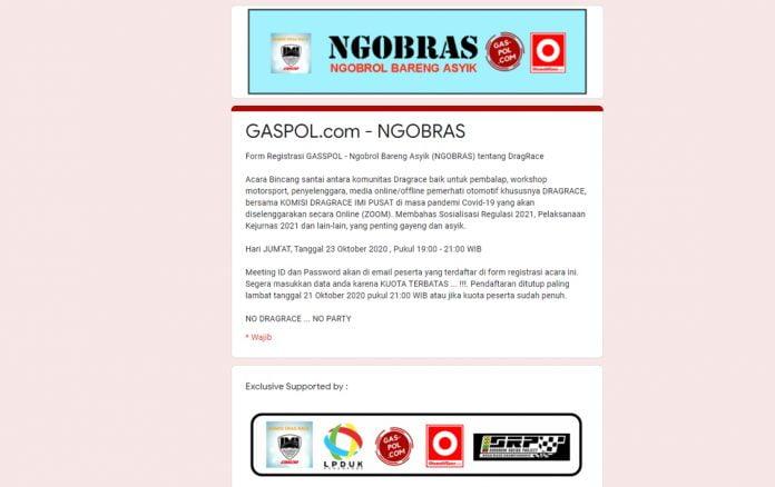 Ngobrol Bahas Drag Race